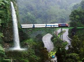 lembah anai waterfall  sumatra indonesia brotherwallpaper