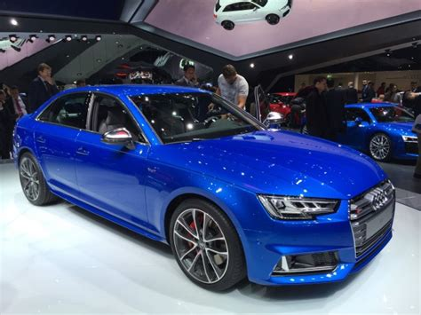 2019 Audi A7 Frankfurt Auto Show by This Week S Top Photos The 2015 Frankfurt Auto Show Edition