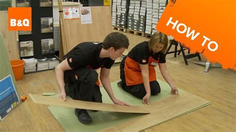 Weekend demo: how to lay laminate flooring   YouTube
