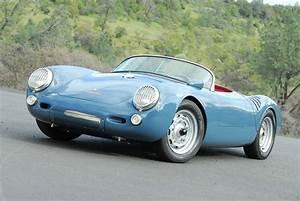 Porsche Spyder 550 : 1955 porsche 550 spyder reincarnation magazine ~ Medecine-chirurgie-esthetiques.com Avis de Voitures