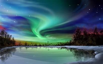 Aurora Borealis Desktop 4k Wallpapers