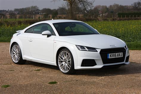 Audi Tt Coupé 20 Tdi Ultra S Line Welcome Parkers