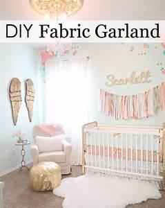 Simple Baby Girl Room Ideas best 25 diy nursery decor ...