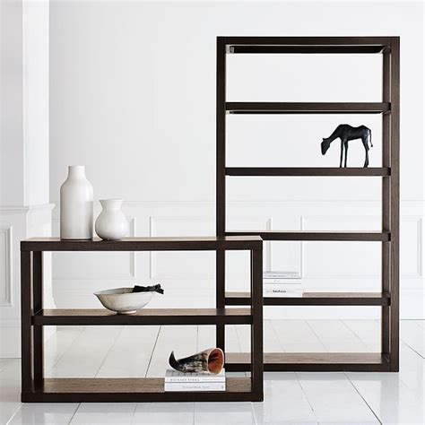 Parsons Bookcase by Parsons Tower West Elm Modern Storage Cabinets By