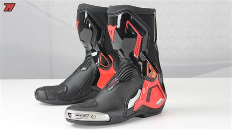 best motorcycle track boots dainese torque out d1 road or track your choice