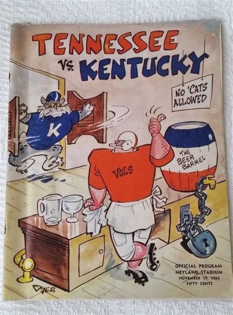 Look Tennessee V Kentucky Football  Images