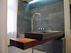 Luftfeuchtigkeit Im Bad : badgestaltung backes schiefer naturstein ~ Markanthonyermac.com Haus und Dekorationen
