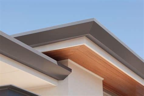 Modern Homes Gutter Design