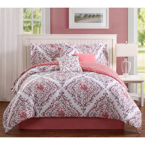 studio 17 perla coral 7 piece king comforter set ymz006825