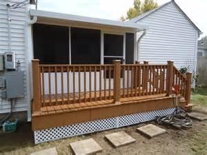 Mobile Home Steps and Decks