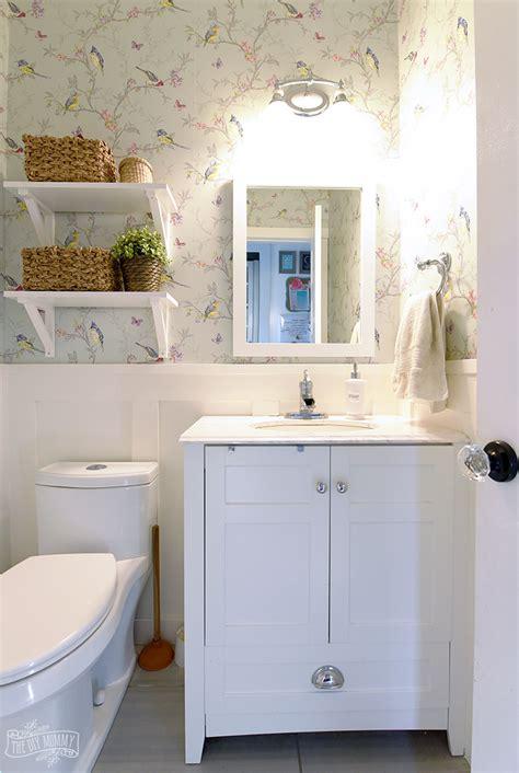 small bathroom organization ideas