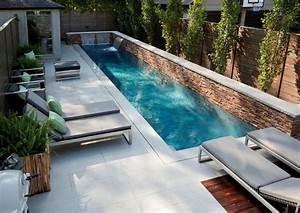 Gartengestaltung Mit Pool : r ckzugsort am pool mit sichtschutz und sch ner ~ A.2002-acura-tl-radio.info Haus und Dekorationen