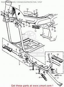 77 Honda Ct90 Wiring
