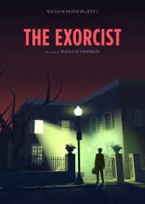 The Exorcist Poster on Behance