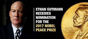ETHAN GUTMANN RECEIVES NOMINATION FOR THE 2017 NOBEL PEACE ...