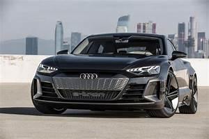 Audi E Tron Gt : audi e tron gt concept stuns la ~ Medecine-chirurgie-esthetiques.com Avis de Voitures