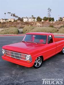 1968 Ford F-100 Pickup Truck