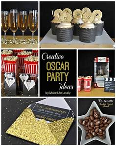 Creative Oscars Party Ideas + Film Reel Cupcakes - Make