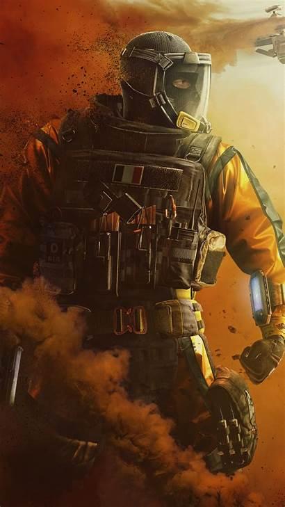 Rainbow Six Siege Lion Chimera Operation Operator