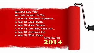 Image Gallery new year 2014 greeting messages