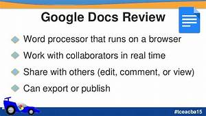 drive on the google doc add on circuit cba 15 With google docs word processor review
