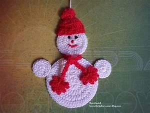 Tuto Sapin De Noel Au Crochet : modele decoration sapin noel crochet d coration de no l d co colo ~ Farleysfitness.com Idées de Décoration