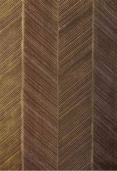 Texture Bronze Chevron Burnished Modern Schumacher Textured