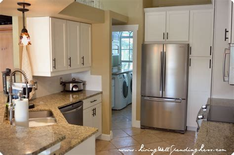How To Deep Clean Your Kitchen  Living Well Spending Less®