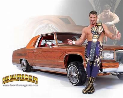 Eddie Guerrero Lowrider Wrestling Wwe Cars Wallpapers