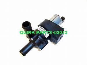 01 Rear Heat U0026a  C W  4 7l  U0026 5 9l V8 Auxiliary Water Pump Mopar
