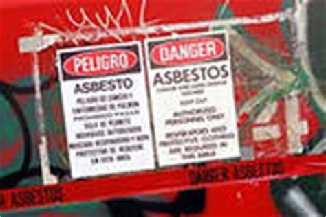 asbestos lawsuit passes appellate test  million verdict