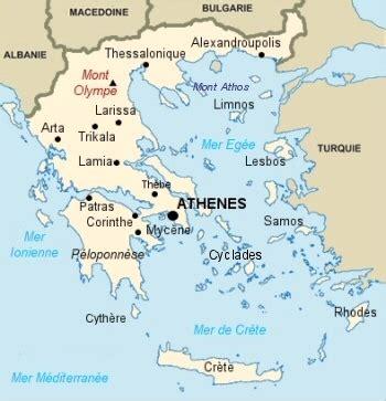 Carte Du Monde Grece Crete by Carte Chypre Et Grece 187 Carte Du Monde
