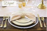 place setting ideas 20 PLACE SETTINGS TO INSPIRE YOU! – I do Ghana