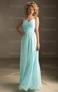 blue dresses for wedding light blue chiffon bridesmaid dress with strapscherry cherry