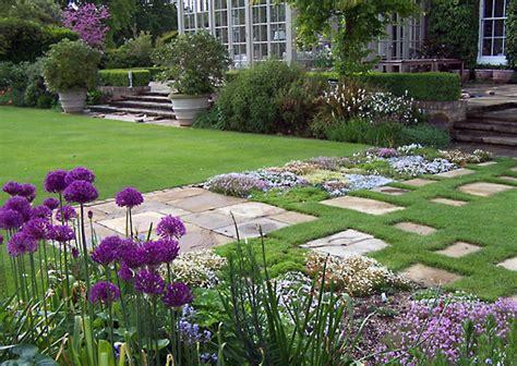home garden interior design country garden decorating style photograph