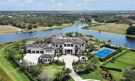 million newly built mega mansion  delray beach florida homes   rich