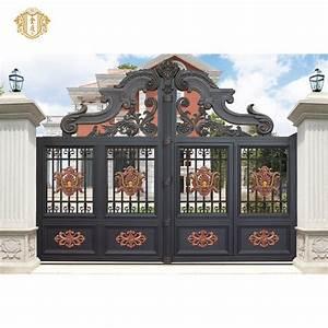 Design of compound gate ergomada