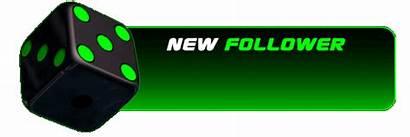 Twitch Follow Following Behance Package