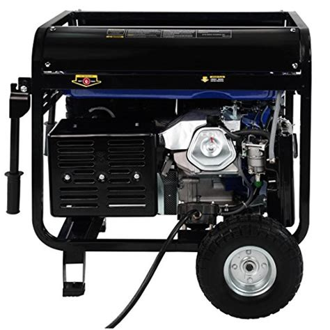 Duromax Dual Fuel Propane Gas Powered Portable