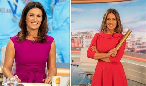 Susanna Reid GMB: Where is Susanna Reid? Does presenter ...