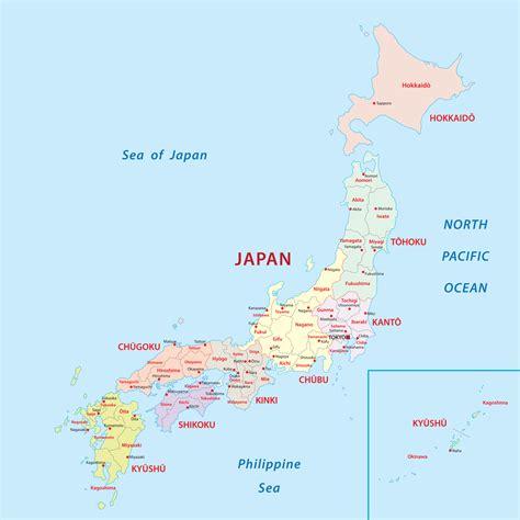map  japan japan rail pass
