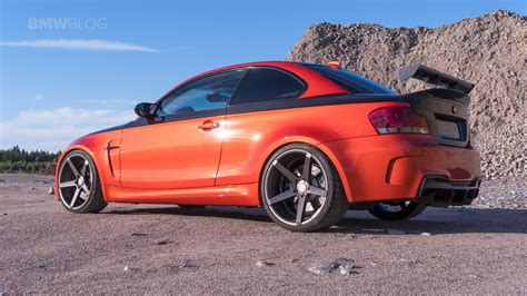 Bmw 1m Coupe Heavily Tuned By Eme