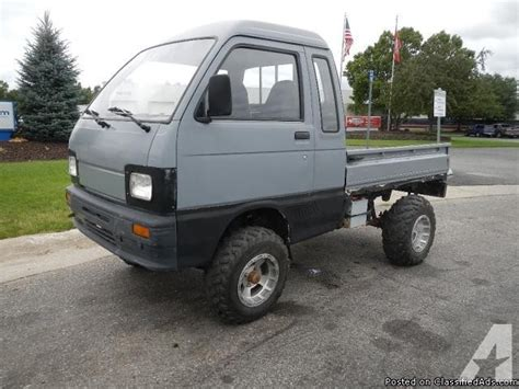 Hijet Mini Truck by Daihatsu Hijet Mini Truck For Sale In Byron Center