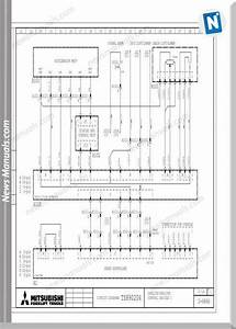 Diagram  For A Mitsubishi Fork Lift Wiring Diagrams Full