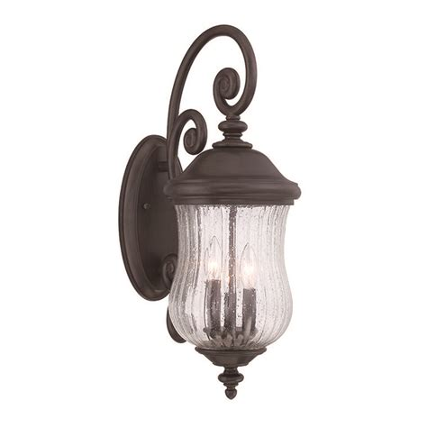 acclaim lighting 39712bc outdoor wall lighting bellagio