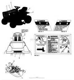 Simplicity 1691427  12lt  12hp Gear Parts Diagram