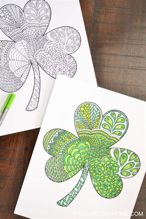 easy st patricks day crafts  adults  kids fun