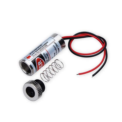 650nm Laser Diode Module buy 5mw 650nm focusable dot laser diode module 135mm