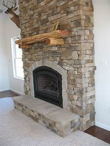 Creative, Amazing, Gas, Fireplace, With, Stone, Surround, Pictures, Design, 20, Best, Collection, Gas