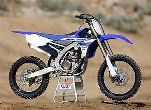 2016 Yamaha Yz250f First Riding Impression